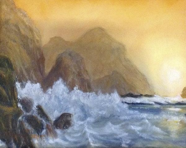 """Coast"" by Kate Alexander"