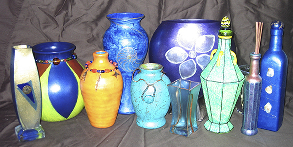 Decorated Vessels  by A.T. Ronan