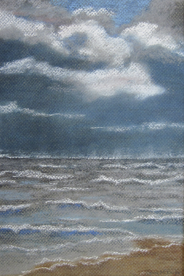 "Pastel Class - ""Ocean"" by Mike Beyer"