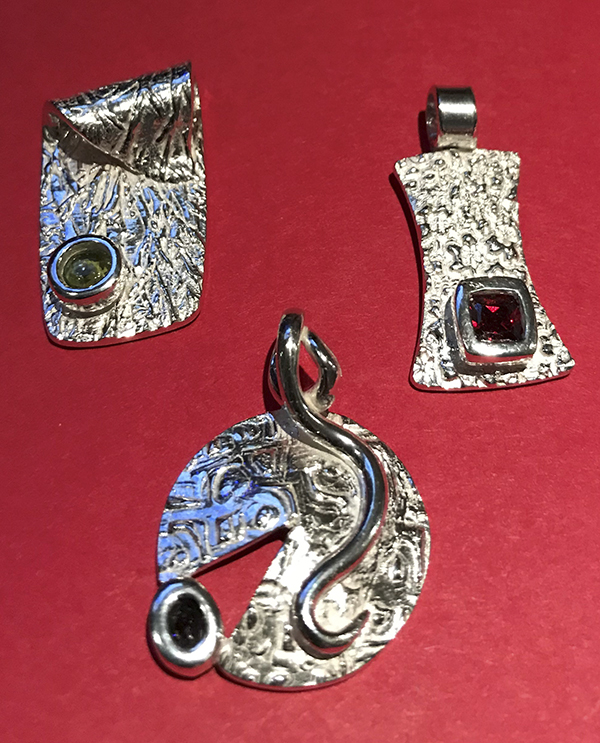 Silver Jewelry by Calisse Browne